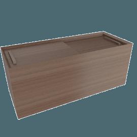 Eterno Front Storage - Walnut