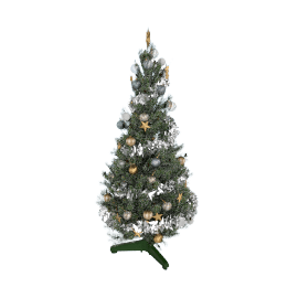Green Christmas Tree, 6ft