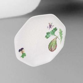 Wedgwood Chelsea Garden Plate, 18cm