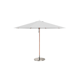 Tuuci Ocean Master Hexagon Shade, Aluma-Teak, Natural