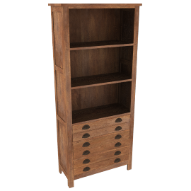 John Lewis Ingalls Bookcase