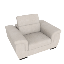 Raymond Arm Chair Beige