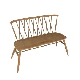 ercol for John Lewis Chiltern Bench