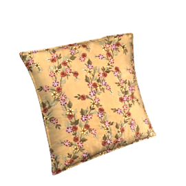 Georgina Cushion, Gold