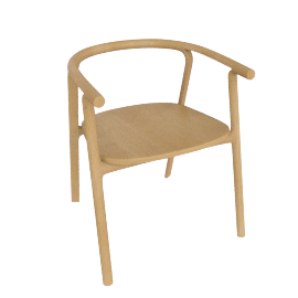 Condehouse - Splinter Armchair