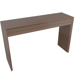 Eterno Console Table - Walnut