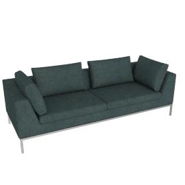 Virginia 3 seater sofa