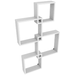 Bolton Wall Display Shelf