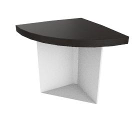Corner Shelf, Wge