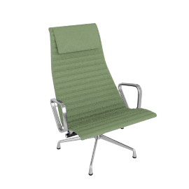 Eames® Aluminum Lounge Chair