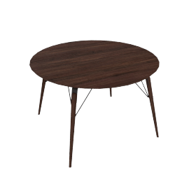 Springfield Dining table ROUND