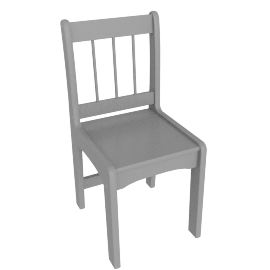 Blake Chair, Grey