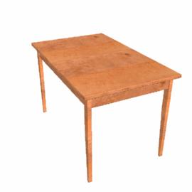 Piran Dining Table, Chestnut