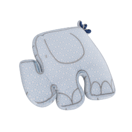 Shaped Cushion Elephant - 40x40 cms
