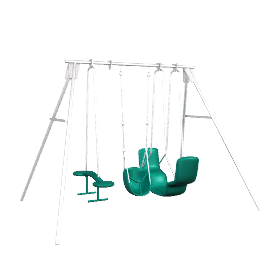 TP132 Triple Giant Swing Frame