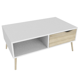 DELTA COFFEE TABLE by tvilum