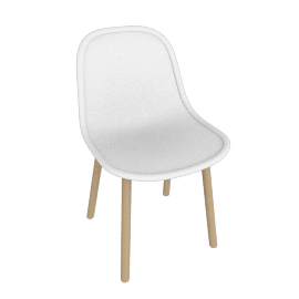 Hay Neu 13 chair, Cream White / Oak