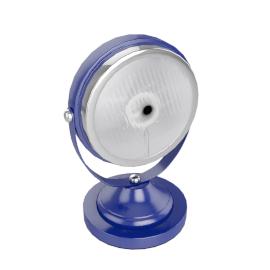 Champion Table Lamp, Blue