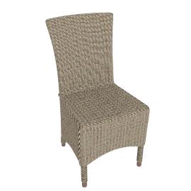 Havana Din Chair - Pale Stone