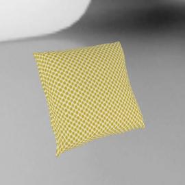 Mini Spot Cushion, Green