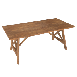 John Lewis Ingalls 6 Seater Dining Table