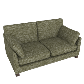 Ikon Medium Sofa , Stanton Putty