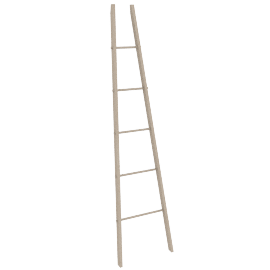 Ladder, Washed White