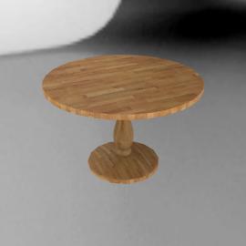 John Lewis Burbank 4 Seater Round Dining Table