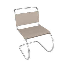 Designed by Ludwig Mies van der Rohe, produced by Knoll®