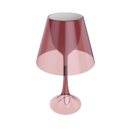 Miss K Table Lamp - Red - by Flos