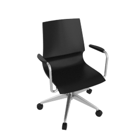 Gigi® Swivel Armchair