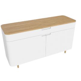 Mira Sideboard, White