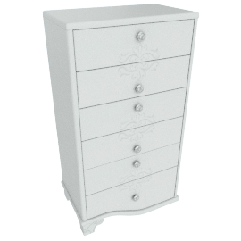Estrada 6-Drawer Chest of Drawers