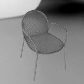Cafe Chair - Aluminum
