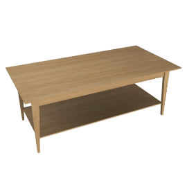 Dordogne Coffee Table
