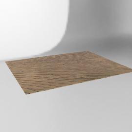 Gingko 8' x 10' - Stone