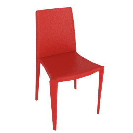Bellini Chair, Red