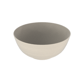 Wedgwood Jasper Conran Casual, Cream, Cereal Bowl, 16cm