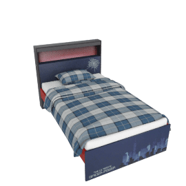 Spider Power II Single Bed