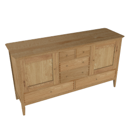 John Lewis Essence Wide SideboardOak
