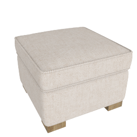 Mercer Ottoman by Tandem Arbor
