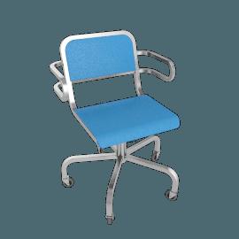 Nine-0™ Swivel Armchair