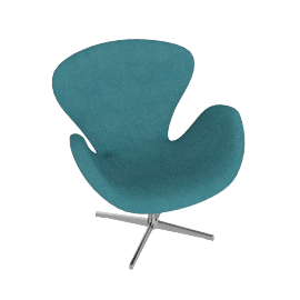 Swan Chair™ - Fabric