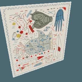 Hayon X Nani Tapestry/Rug