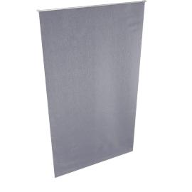 Blackout Roller Blind - 120x210 cms, Grey