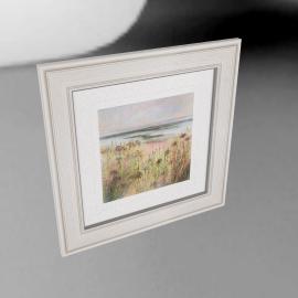 Sue Fenlon - Coastal Pathway Framed Print, 57 x 57cm