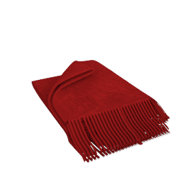 Premium Cashmere Throw, Lacquer