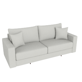 Signature Sofa Bed, Dove