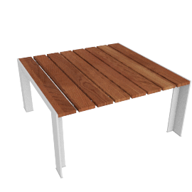 Deneb Teak Coffee Table - 31x31