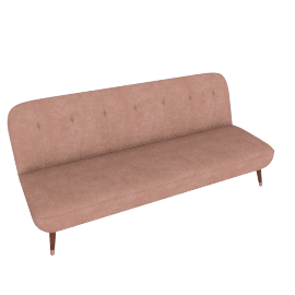 Margot Sofa Bed, Dusk Pink